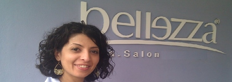 Bellezzia beauty salon in Alicante