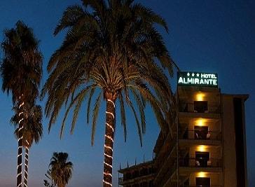 Hotel Almirante in Alicante
